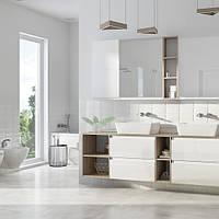 MODUO Cersanit - неограниченные возможности минималистичной ванной комнаты