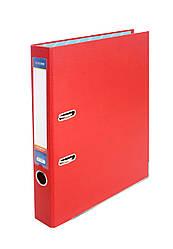 Папка реєстратор А4 Economix 70 мм червона E39721 * -03