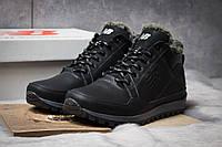Зимние ботинки на меху New Balance Expensive, черные (30673),  [  40 (последняя пара)  ]