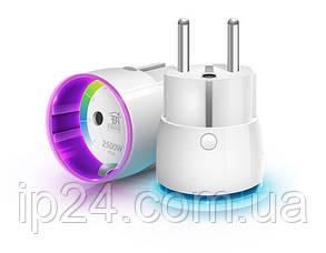 Умная розетка Fibaro Wall Plug FGWPF-102 (FIB_FGWPF-101)