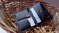 Портмоне кошелек, клатч, гаманець «West», натуральна шкіра, ручна робота