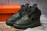 Зимние кроссовки Nike LF1 Duckboot, хаки (30925),  [  36 39  ]