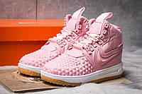 Зимние кроссовки Nike LF1 Duckboot, розовые (30927),  [  36 38  ]
