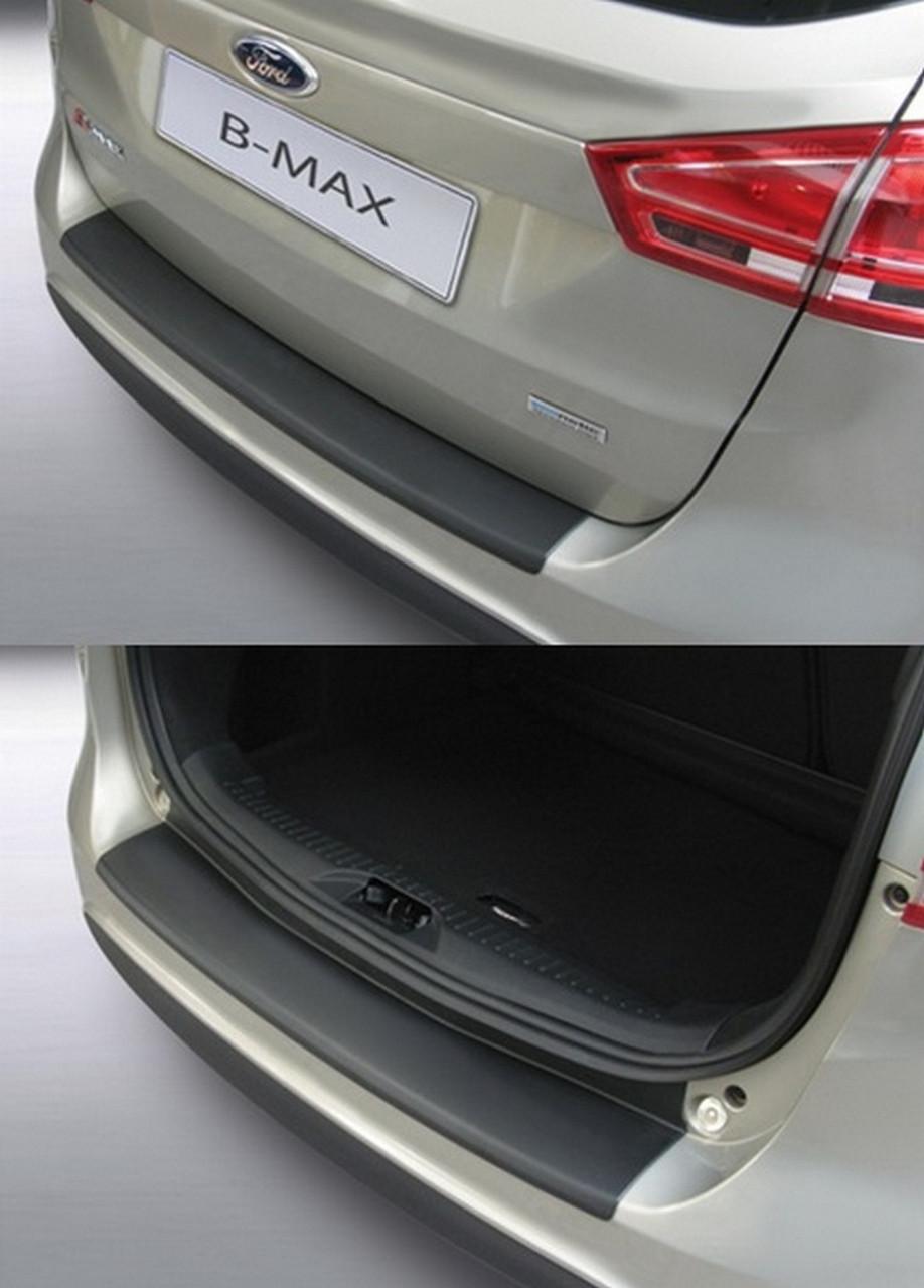RBP584 Ford B-Max 2012-2017 rear bumper protector