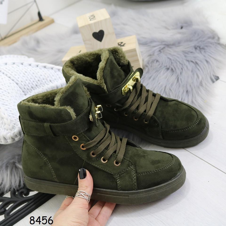 Ботинки зимние 8456 (SH)
