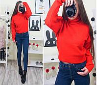 Женский шикарный стильный джемпер с полоской свитер Турция