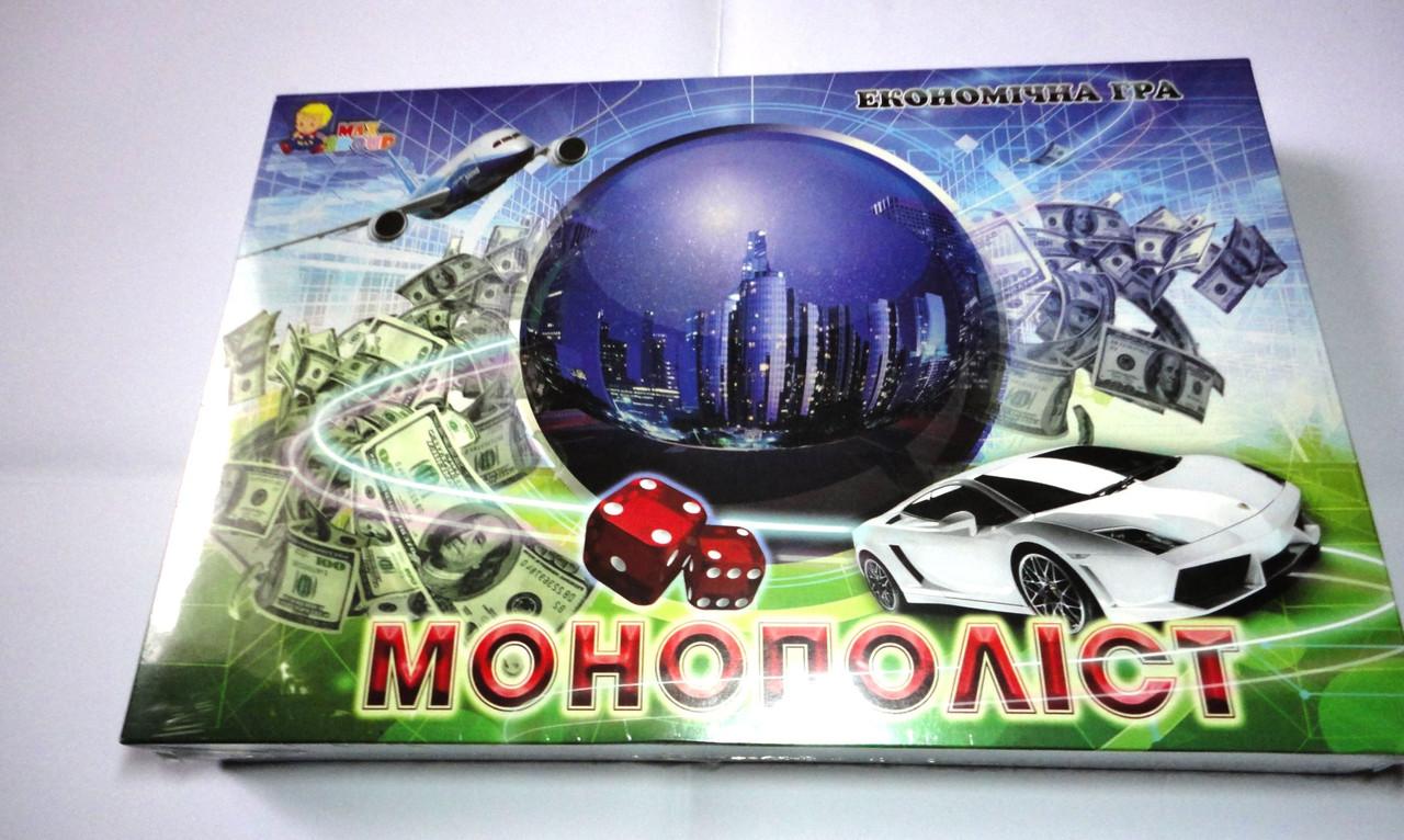 Настольная игра Монополист