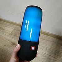 Портативная светящиеся Bluetooth Колонка JBL Pulse 3, беспроводная джбл сенсорные кнопки, фото 1