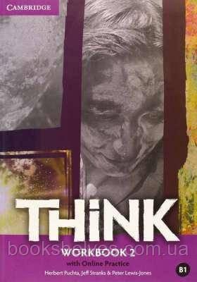 Think 2 WorkBook + Online Practice