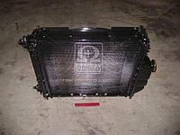 Радиатор водяного охлаждения МТЗ, Т 70 с дв.Д 240, 241 (4-х рядн.) (латунь) (пр-во г.Оренбург)