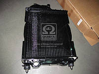 Радиатор водяного охлаждения МТЗ с дв. Д-240 (4-х рядн.) (алюминевый)