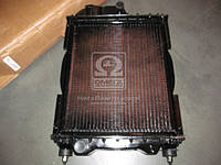 Радиатор водяного охлаждения МТЗ с дв. Д-240 (4-х рядн.) медн.