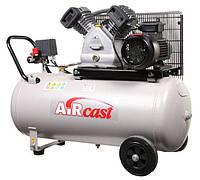 Компрессор поршневой, Aircast (СБ4/С-100.LB30-3.0) 3.0 кВт