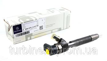 Форсунка MERCEDES 6460701287 MB Sprinter/Vito CDI 06- (реставрация)