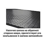 Коврики автомобильные Fiat Talento (1+2) 2014- Комплект из 3-х ковриков Stingray, фото 6