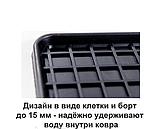 Коврики автомобильные Fiat Talento (1+2) 2014- Комплект из 3-х ковриков Stingray, фото 8