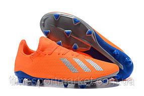 Бутсы Adidas X 18.1 1125 (Реплика)