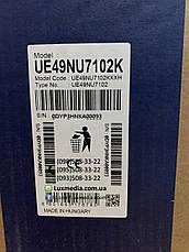 Телевизор Samsung UE49NU7102 (PQI 1300Гц, UltraHD HDR10, Smart, Tizen 4.0, DVB-C/T2), фото 2