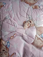 Детское постельное белье в кроватку 7 предметов