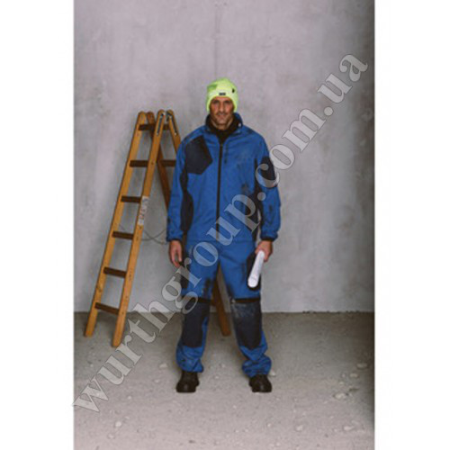 Комплект Modyf PremiumLine Blu, куртка и комбинезон Wurth