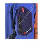 Комплект Modyf PremiumLine Blu, куртка и комбинезон Wurth, фото 6
