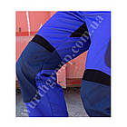 Комплект Modyf PremiumLine Blu, куртка и комбинезон Wurth, фото 8