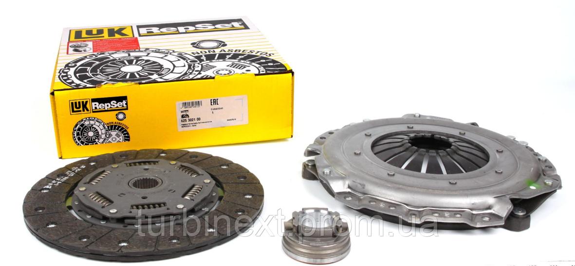 Комплект сцепления LuK 625 3021 00  MB Sprinter 312 2.9TDI (d=250mm)