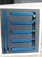 Набор резцов для токарного станка FDB Maschinen 10х10 мм