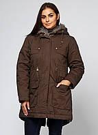 Куртка Moodo XL хаки (Лу141-6576(1))