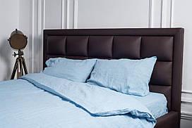 Комплект постельного белья из 100% льна Ванильное небо