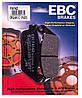 Тормозные колодки для мотоцикла EBC FA142