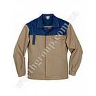 Комплект брюки куртка Modyf Eco Print Brown Wurth, фото 3