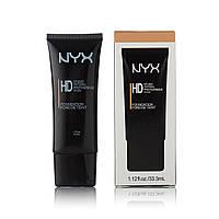 Тональная основа NYX Professional Makeup HD High Definition Foundation 33.3ml (№ 2,4,6) FA35