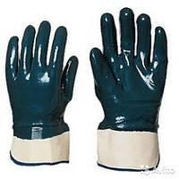 Перчатки резиновые мбс крагой