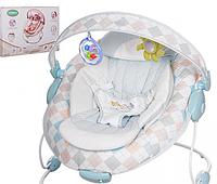 Детский Шезлонг -качалка для новорожденного от 0 до 4лет, фото 1