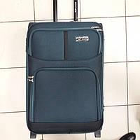 Качественный 2-х колесный ударопрочный чемодан для аваперелетов зеленый по  низкой цене 966633d46c7