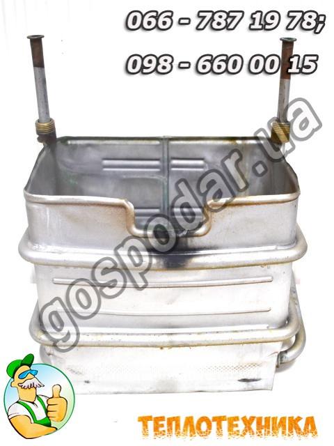 Теплообменник газовой колонки Берета б/у в отличном состоянии, теплообменник Beretta Idrabagno Aqua
