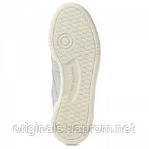 Кожаные кроссовки Reebok Club C 85 женские CN6974  , фото 2