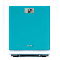 Весы напольные OMRON HN-289-EB (бирюзовые) , фото 1
