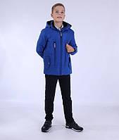 Куртка демисезонная Anernuo S-1709, Синий, 122