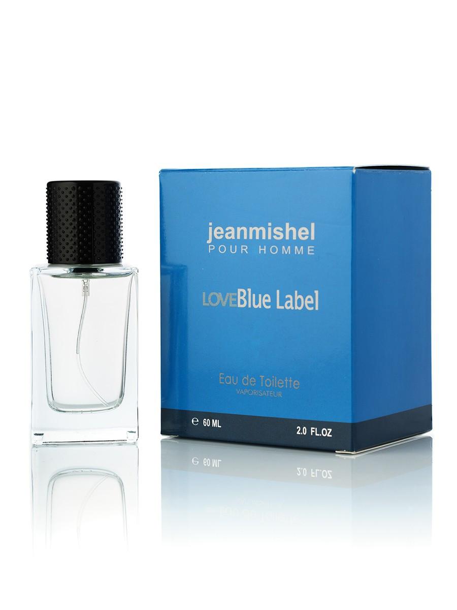 JEANMISHEL LOVE BLUE LABEL EDT 60ML