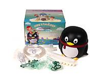 Небулайзер детский ERGOPOWER ER-403 (пингвинчик) , фото 1