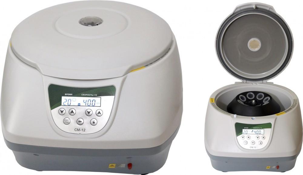 Центрифуга медицинская лабараторная СМ-12-8