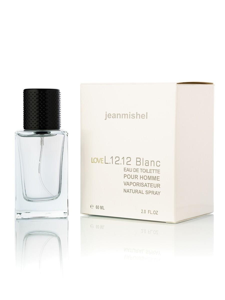 JEANMISHEL LOVE L.12.12 BLANC EDT 60ML