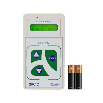 Індикатор радону — SIRAD MR-106N