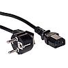 Силовой кабель для монитора EU евро 100v - 220v 3 pin (B)