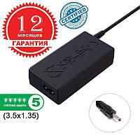 Блок питания Kolega-Power для ноутбука Asus 12V 3A 36W 3.5x1.35 (Гарантия 12 мес)