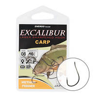 Крючок Excalibur Carp Method Feeder NS №14