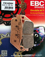 Тормозные колодки на мотоцикл EBC FA142HH