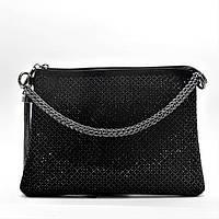 Эксклюзивная женская сумочка с цепочкой кожа ВВВ-200050, фото 1